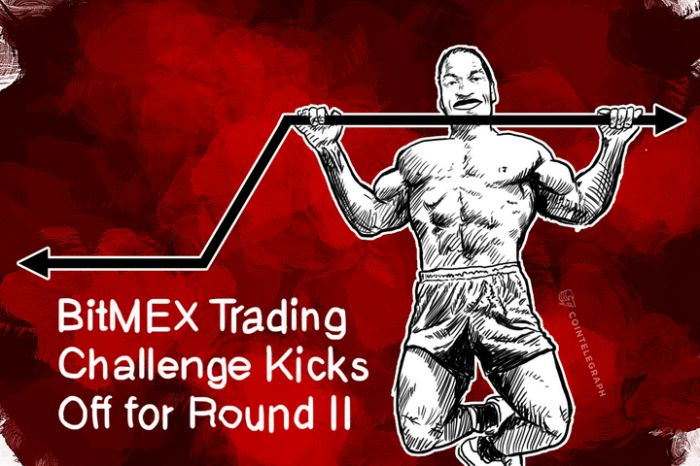 The BitMEX Trading Challenge Results