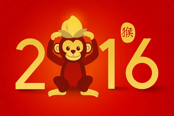 year of monkey